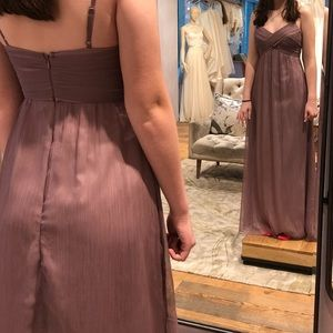 BHLDN prom / bridesmaid dress